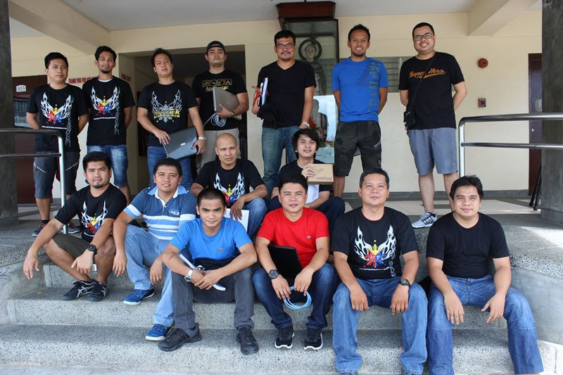 Batch 40 - MT101 Training