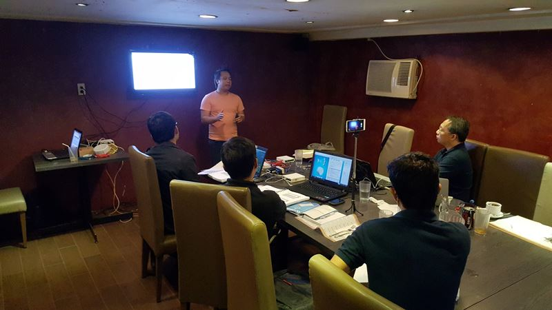 Batch 44 - MT101 Training (Corporate group training)